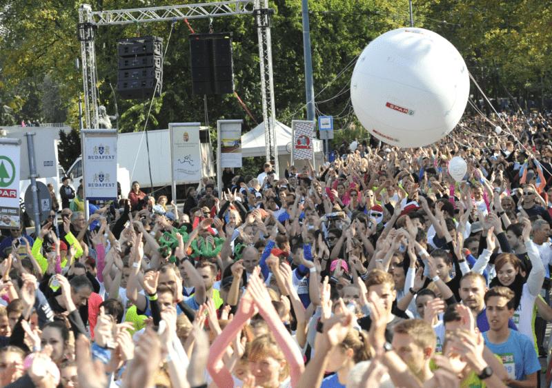 31. SPAR Budapest Maraton ® Fesztivál